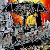LETHAL - Annihilation Agenda (2007 – Blood Harvest / SWE) (LP)