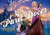 Papel Arroz Rapunzel A4 001 1un