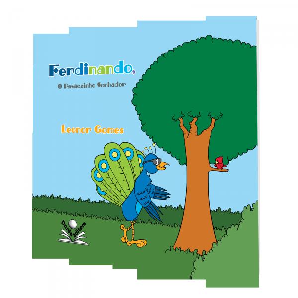 Ferdinando, o Pavãozinho Sonhador