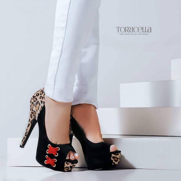 Sapato Meia Pata (Ref: 35.506)