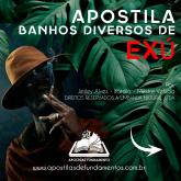 APOSTILA BANHOS DIVERSOS DE EXÚ
