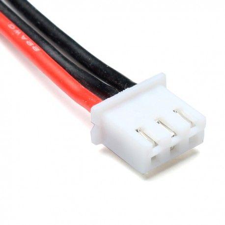 Conector de Balanceamento Bateria Lipo 2S (01 unidade)