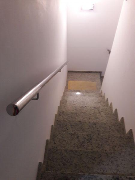 Corrimão de parede