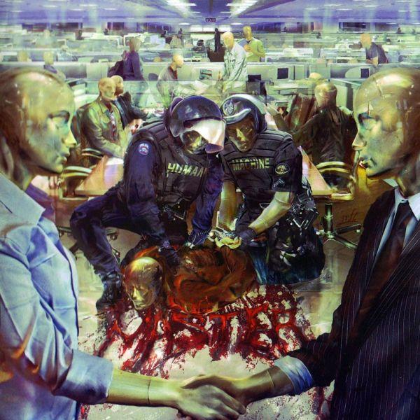 CD Master - The Human Machine