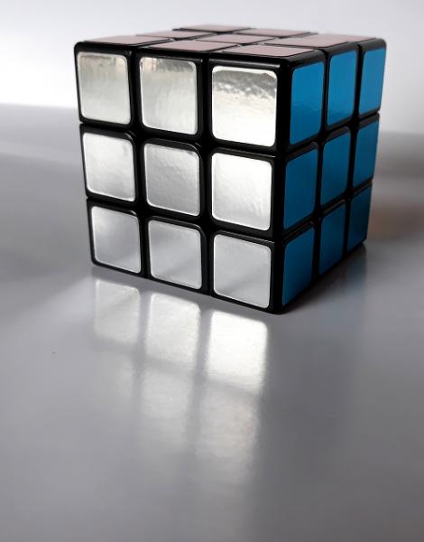 Shengshou Metalizado 3x3x3