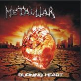 METALWAR - Burning Heart