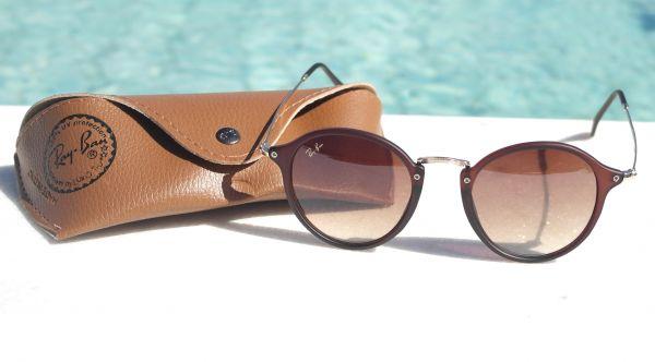0f4bdbab4 Óculos de sol feminino Ray ban Round Retrô 2447 Inspired - Daf Store