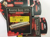 Marine Band Classic 1886 customizada , Bb of set ,mista  overs  blow draw