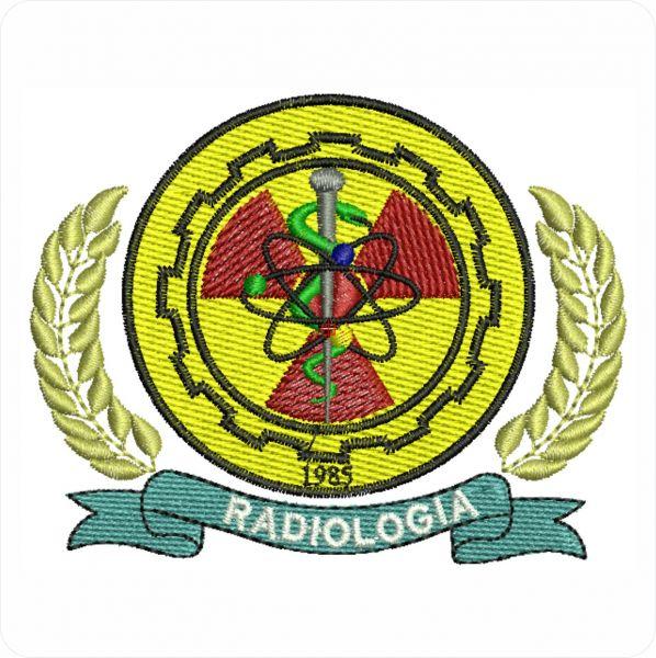 Radiologia Matriz para Bordado