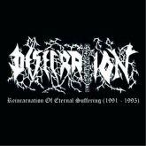 DESECRATION - Reincarnation of Eternal Suffering - CD