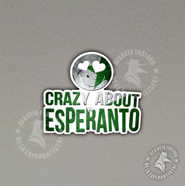 Glumarko - Crazy about Esperanto