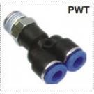Conex. Plast. PWT NPT