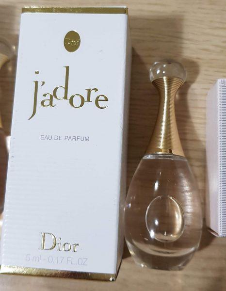 Miniatura Perfume Jadore edp 5ml