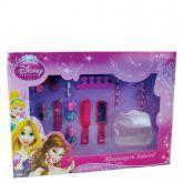 Kit de Maquiagem com Bolsinha Disney Princesa Disney