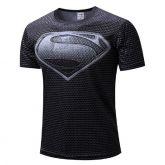 Camiseta Super Homem Black FF3868