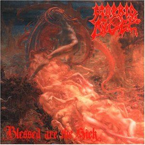 CD Morbid Angel - Blessed are the Sick