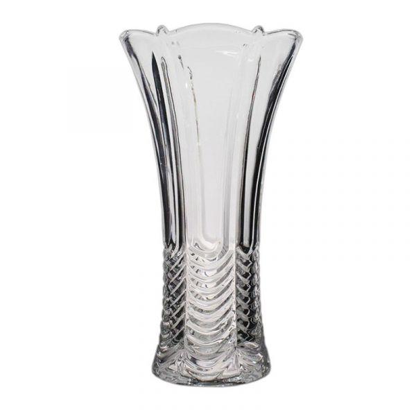 Vaso de Vidro Modelo Ravel 23 cm