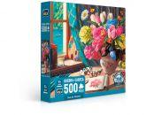Casa de Veraneio – Quebra Cabeça 500 peças