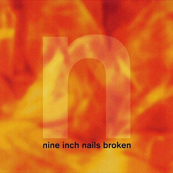 Nine Inch Nails - Broken (Digipak IMPORTADO)