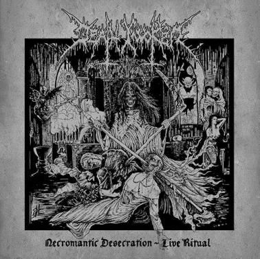Death Invoker - Necromantic Desecration