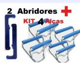 Kit 4 alça + 2 Abridores