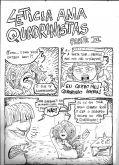 """HQ """"Letícia ama quadrinistas"""" pág 06"""