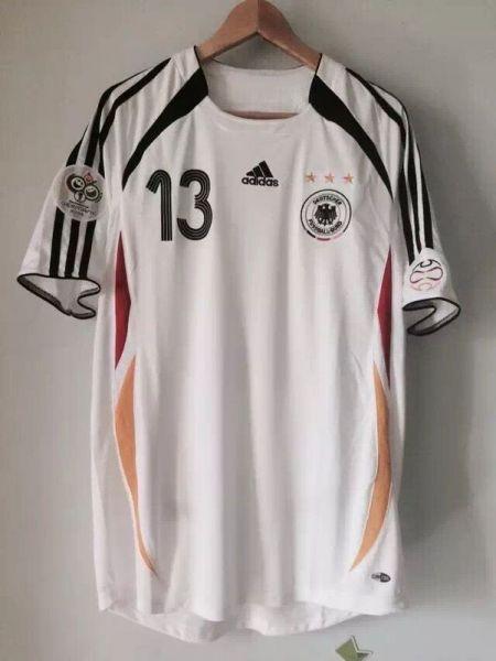 Camisa Seleção Alemanha 2006 - Hype Sports Wear e7188e85b3313