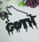 Colar Goth