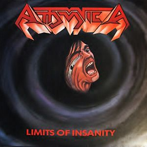 CD - Attomica - Limits of Insanity Digipack