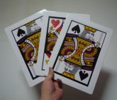 Automatic 3 card monte Gigante #916