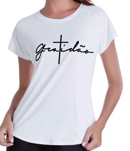 Camisa Gratidão