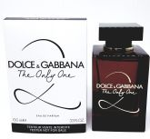 Tester Perfume Dolce Gabbana The Only One 2  -Lançamento  (TESTER)