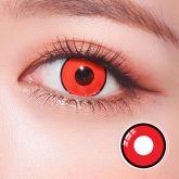 Crazy Lens Vermelha - 14mm