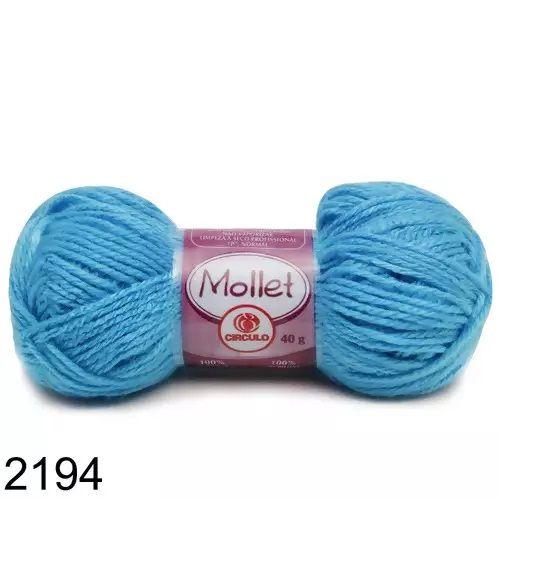 MOLLET COR 2194 TURQUESA