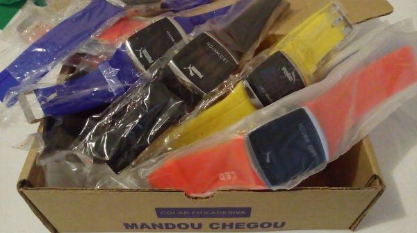 d26c3812736 Relogio Led watch puma pulseira de silicone caixa com 20 unidades ...