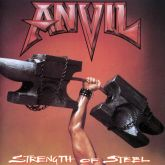 Anvil – Strength Of Steel (Digipack CD)