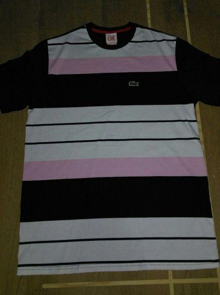 b2c3a2ca407 Camiseta Lacoste live - Loja online dinomultimarcas