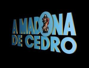 Dvd Minisserie A Madona De Cedro - Completa em 4 DVDs - Frete Gratis