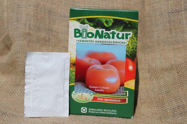 *Tomate Crioulo Amalia - Sachê 1g