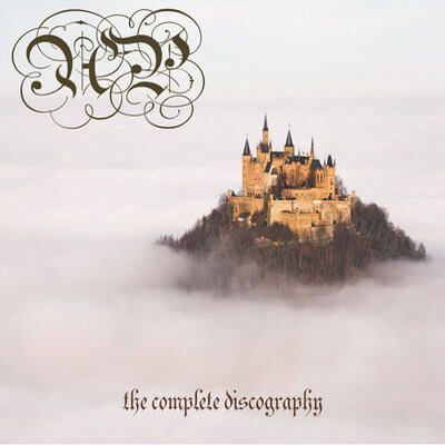 CD Altú Págánach - 15 Years – The Complete Discography