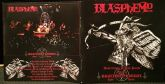 BLASPHEMY - Desecration of Sao Paulo - Live in Brazilian Ritual Third Attack - CD (2nd Press)