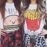 Best Friends (2 camisetas)