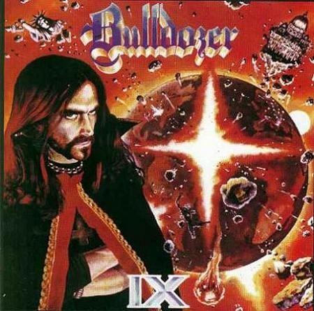 Bulldozer - IX (Slipcase c poster)