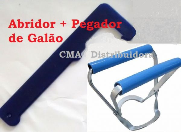 Abridor De Galão + 1 Pegador De Galão Oferta !!!