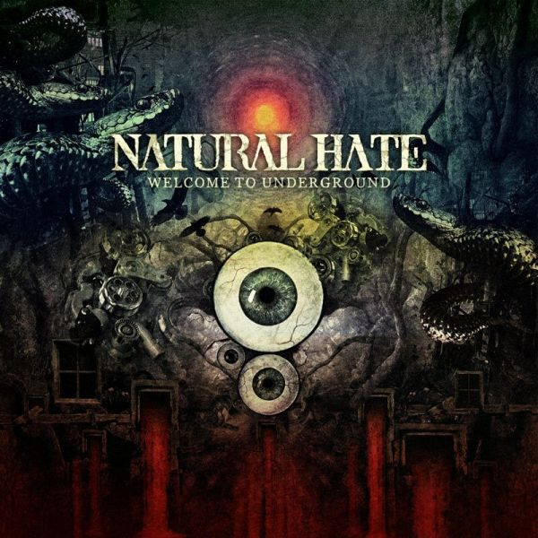 CD Natural Hate – Welcome To Underground