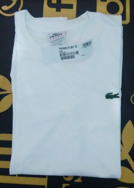 13c9e98286e9c T Shirt Lacoste Infantil - Loja de paulinhoimports