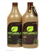 Escova Progressiva Naturale (1Litro) 100% Orgânica 0%Formol