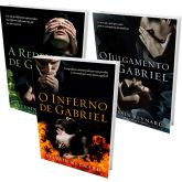 Kit Livros - Coleção O Inferno de Gabriel 3 Livros