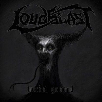 CD Loudblast – Burial Ground