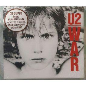 Box - U2 - War